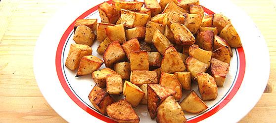 cartofi aurii photo