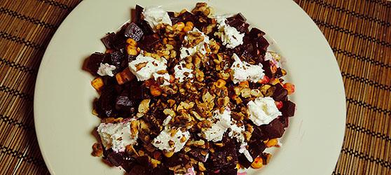 salata de sfecla cu porumb photo