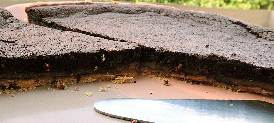 Tarta cu ciocolata photo
