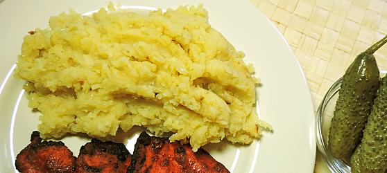 Cartofi cu ceapa (rantaliti) photo