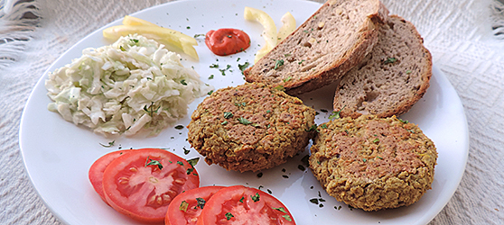 Burgeri vegetarieni photo