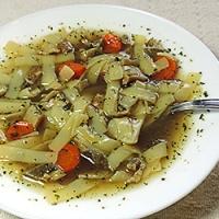 Supa de hribi