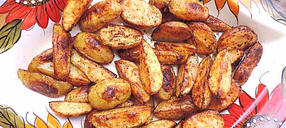 Cartofi wedges photo