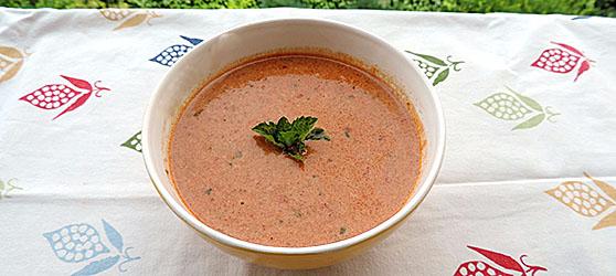 Shorba sau sos indian photo