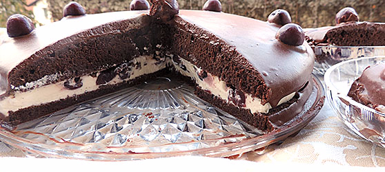tort-de-ciocolata-cu-mascarpone-si-cirese-photo
