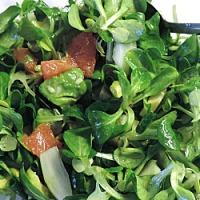 Salata cu gapefrut si avocado